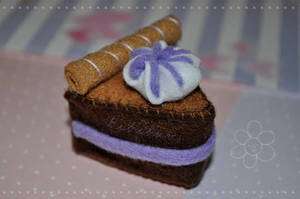 Filipino Ube Cake by CraftersBoutique