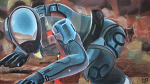 Mass Effect by Ardia999