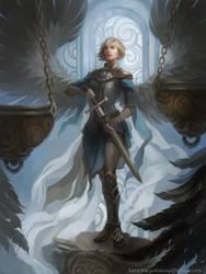 Zodiac War Libra by pearl-of-light