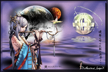 Lady Lunabelle by XxNachtblut-LadyxX