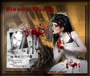Bloody Bride by XxNachtblut-LadyxX