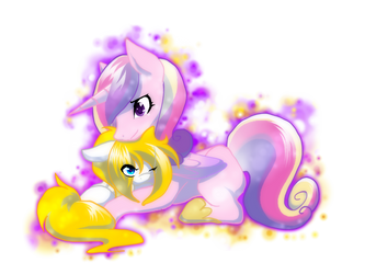 My favorite Princess by ThaMutt