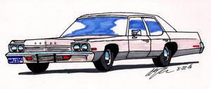 1974 Dodge Monaco by newyorkx3