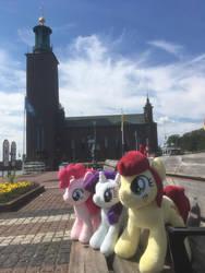 Ponies In Stockholm by PonyRex