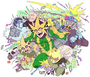 zzzzzzap !! by NATSUMI-gebo