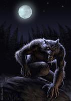 Werewolf by pmoodie