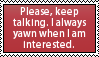 Keep Talking by MaxxStamps