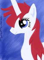 Queen Faust Portrait by Sludge888