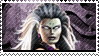 Mortal Kombat - Sindel Stamp by SweetieCandyHeart