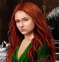 Sansa Stark by PovedaM