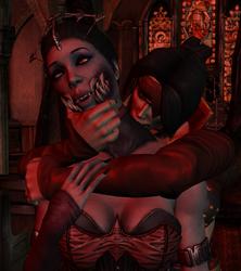 Vampire Kurse by The4thSnake