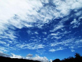 Golden Bay Clouds by sammcj2000