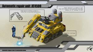 Repair unit by Cyber--Hawk