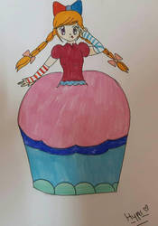 Cupcake Dress! by hypermanga