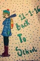 Back to school by hypermanga