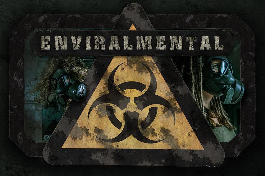 Enviralmental - Title by Laeritius