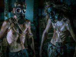Enviralmental - The Crazy and the Mechanic by Laeritius