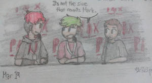 OOH ll Markiplier and Friends by Puppyrelp