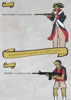 Gun Comparison by Llewxam888