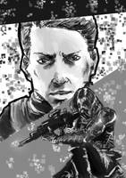Winter Soldier by Llewxam888