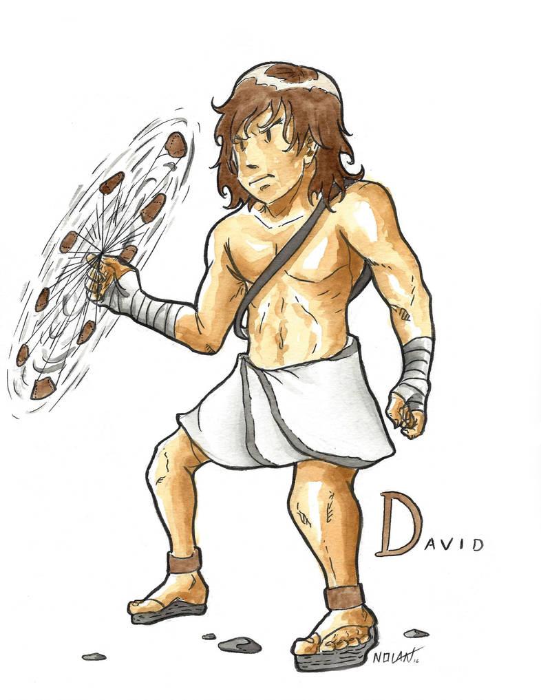 The David by Llewxam888