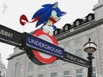 Regent Street Underground Station by FullRings