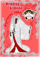 Kimono Paper doll Clothes 5 by j-nury