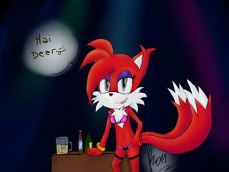 Hai dear by kathehedgehog