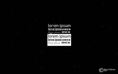lorem ipsum by MJ-designer