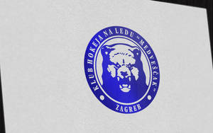 KHL Medvescak wallpaper by MJ-designer