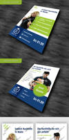 SchuelerTrend Flyer 2 by MJ-designer