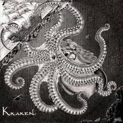 Sebastian Escobar Kraken by garnabiuth
