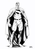 Superman kingdom Come by garnabiuth