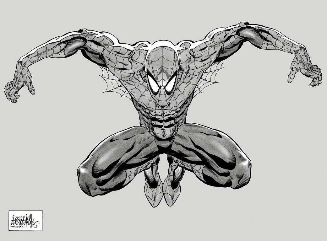 The Amazing Spiderman by garnabiuth