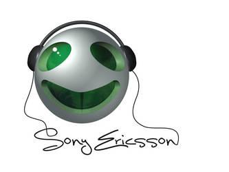 new sony ericsson logo by jayreef