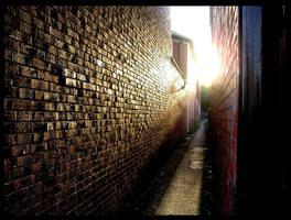 sunny wall by rOoli
