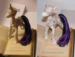 Living Scroll Pony WIP by Meliadhor