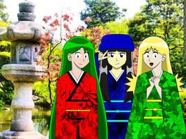 NCC: Japanese Garden by Kitschensyngk