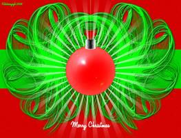 Christmas Card by Kitschensyngk