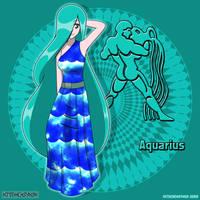 Aquarius by Kitschensyngk