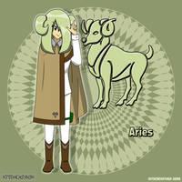 Aries by Kitschensyngk