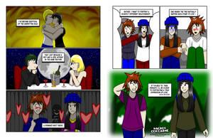 NCC Valentine's Day comic by Kitschensyngk