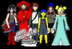 NCC Halloween 2015 by Kitschensyngk