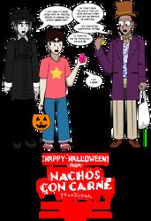 NCC Halloween 2016 3 by Kitschensyngk