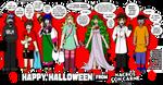 NCC Halloween 2017 by Kitschensyngk