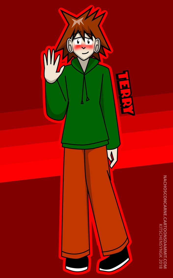 Terry by Kitschensyngk