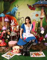 Alice 1 by ThePrincessNightmare