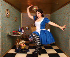 Alice 5 by ThePrincessNightmare