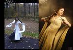 kahlan KMOA club 2008 and 2012 by ThePrincessNightmare