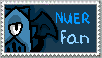 MixelsOC: Nuer (pixel) Stamp by BlueMoshka